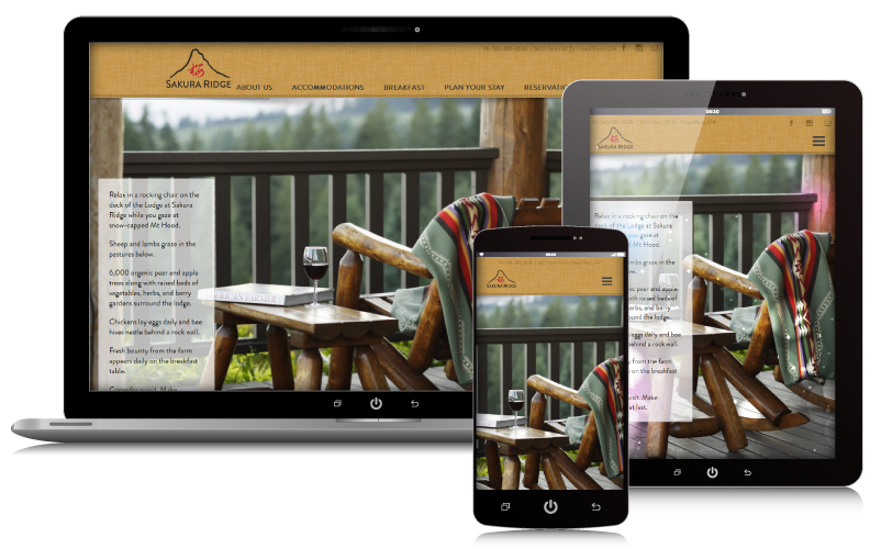 sakura-ridge-website-design